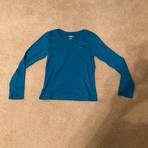 Tropical Blue Tommy Hilfiger Tee